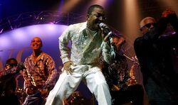 Kool and the Gang Hommage