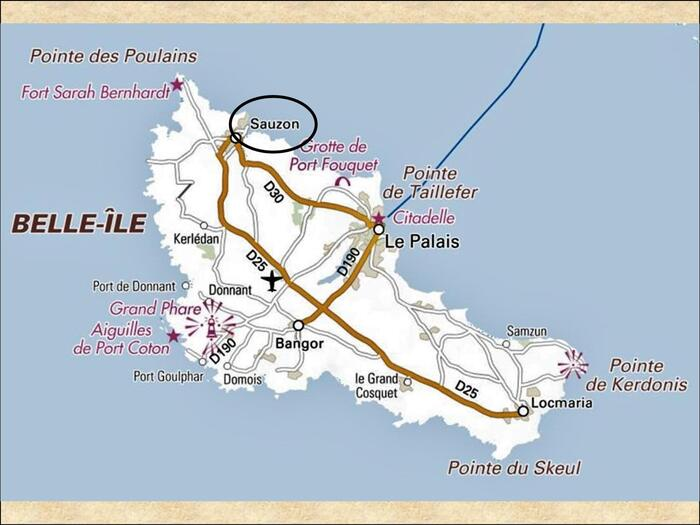 Belle-Île-en-Mer (IX)
