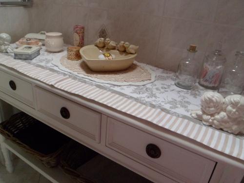 Une jolie salle de bain...