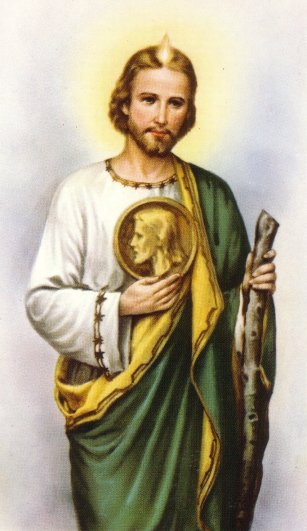 "Saint Jude ""Thaddée"", apôtre (1er s.)"