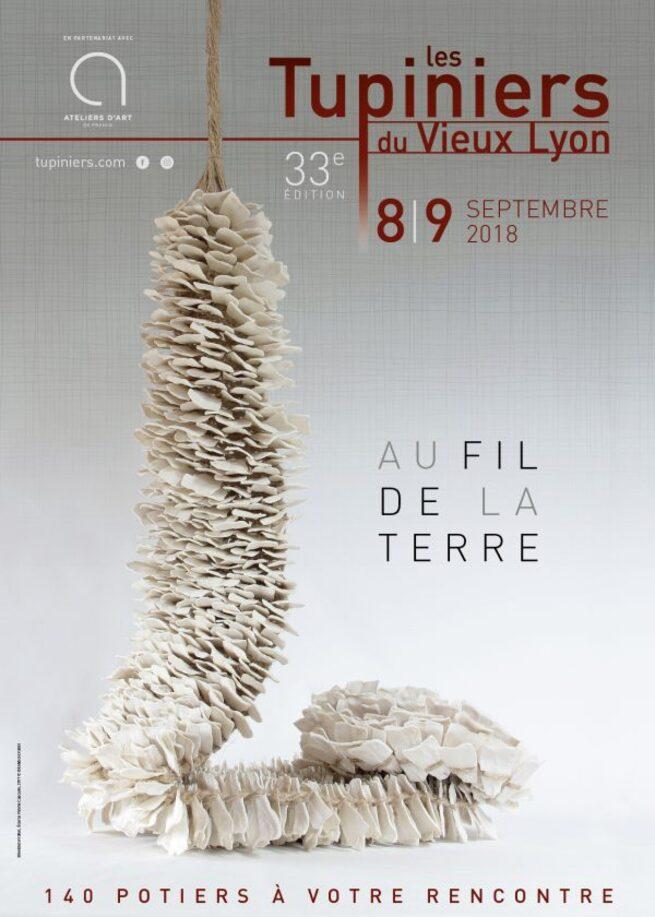 Marché de potiers, Les Tupiniers du Vieux-Lyon 2018