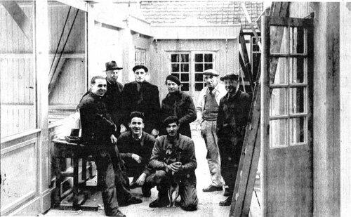 En 1947, la ville déléguait à Jules Sense le fermage de la plage