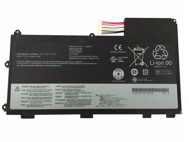 Lenovo L11N3P51 Akku