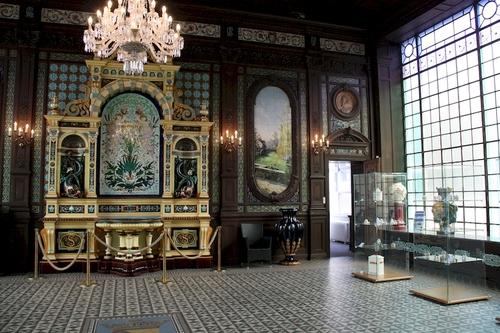 L'une des plus belles salles du musée