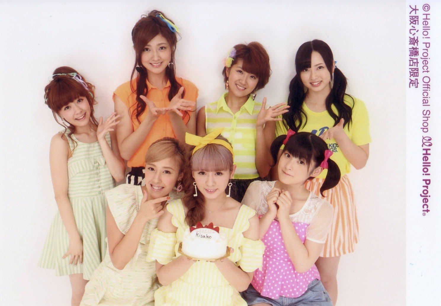 Un nouveau Single pour les Berryz Kobo en Octobre!