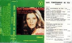 1975 / QUEL TEMPERAMENT DE FEU