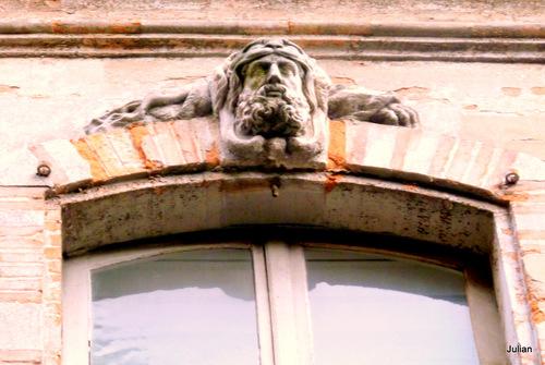 Toulouse : deux hauts de porte