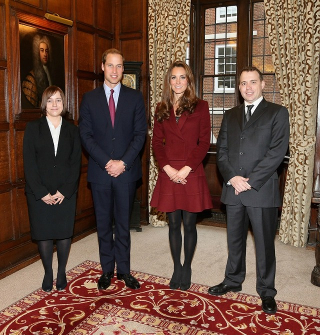 Kate et William