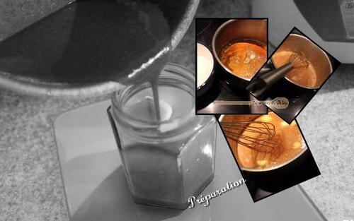 Caramel au lait beurre salé
