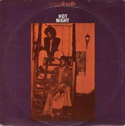 Ten Plus - Hot Night - Complete LP