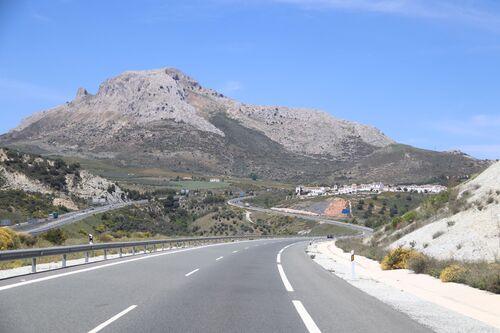 7 mai - de Tarifa à Beas de Granada
