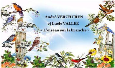 André VERCHUREN et Lucie VALLEE