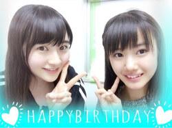 21. Anniversaire☆ Yokoyama Reina