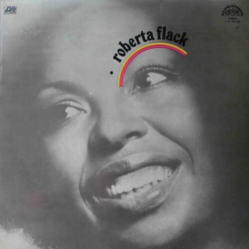 """Roberta Flack & Donny Hathaway : Album """" Roberta Flack A Donny Hathaway """" Atlantic Supraphon Records 1 13 1979 [ CZ ]"""