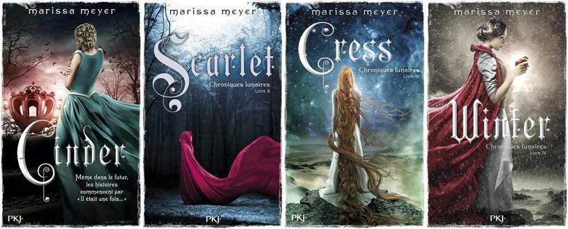 Les chroniques lunaires - Marissa Meyer
