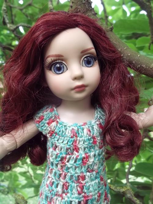 Oksana ma belle rouge
