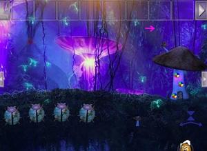Jouer à Pandora forest escape