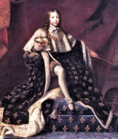 ** MODE sous LOUIS XIII & LOUIS XIV **
