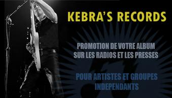 """Kebra's rcds - Une """"fenêtre"""" sur le web !"""