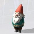 Gnome gardien du jardin