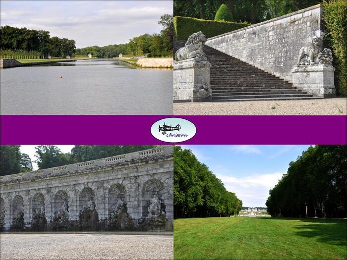 Vaux-le-Vicomte (VIII/IX)