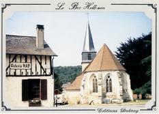 LES REMPARTS DU BEC-HELLOUIN (Eure)