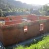 elévation des murs en briques 019