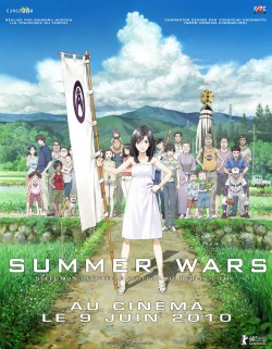 Couverture de Summer Wars