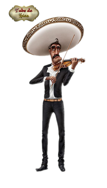 Tube  mexique série 2