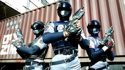 Blue SWAT DVD 07/51 VOSTFR