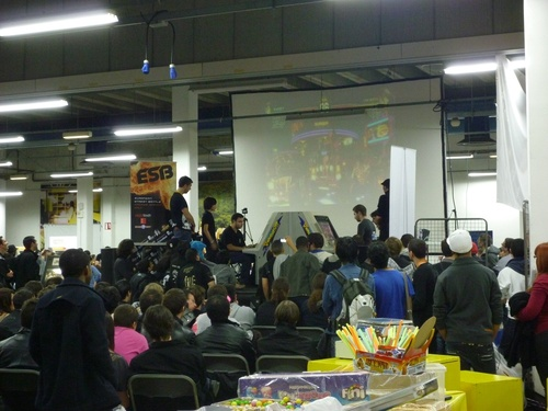 Concours street fighter