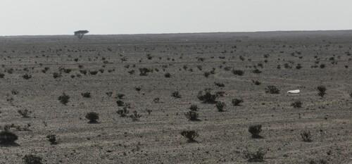 Oman Le quart vide
