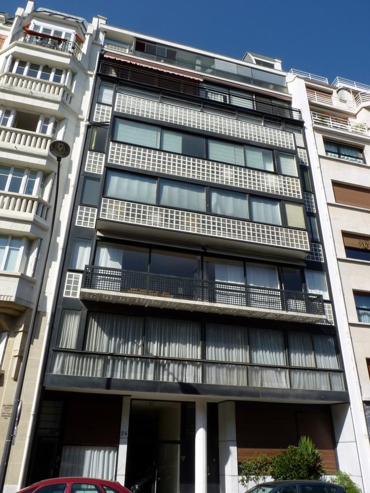 Immeuble de Le Corbusier