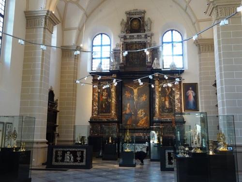 Vilnius: l'église Zaint Miçel Archanze