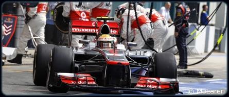 Hamilton : Impatient d'aller à Monza !
