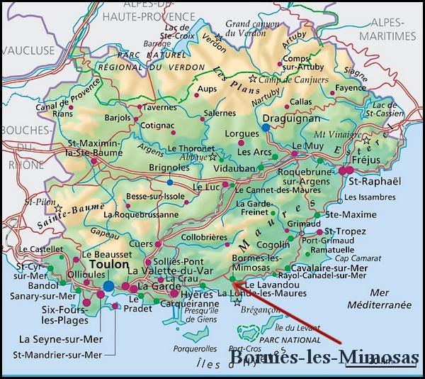 Bormes-les-Mimosas (Var) 2ème partie