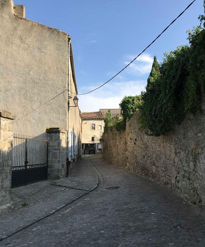 Balade dans Carcassonne.