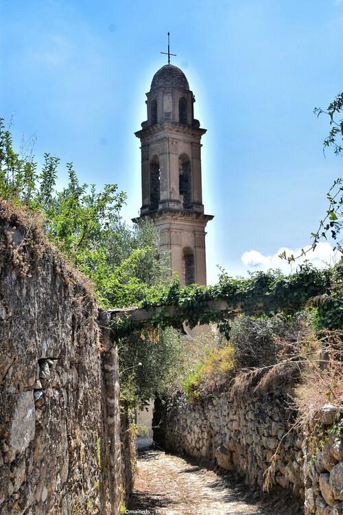 Eglise San Roccu - Occiglioni - Corse