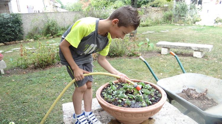 Mon jardinier en Herbe