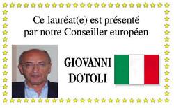 Prix Dante 2014