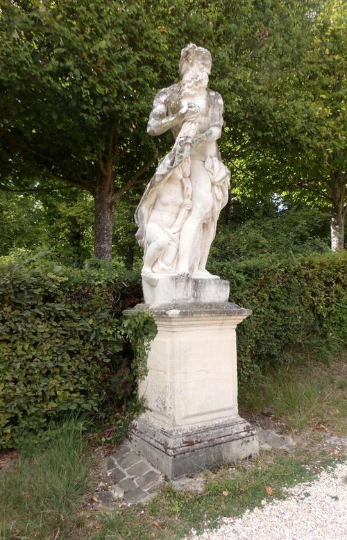 Le domaine de Villarceaux ( 3 )