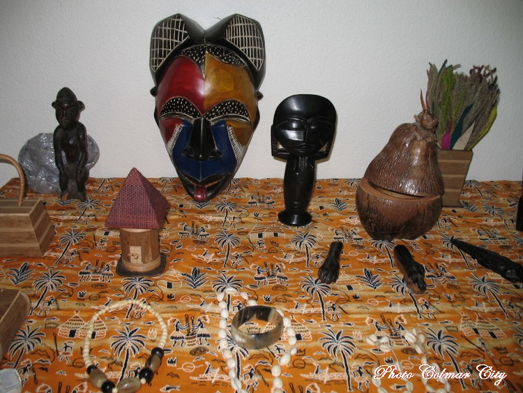 Beblenheim : repas à thème (Cameroun)