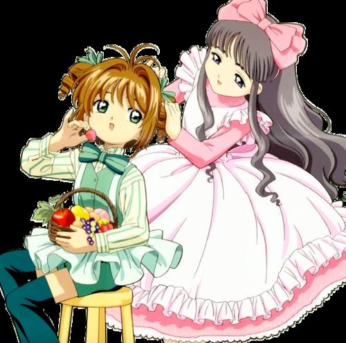 Render Sakura et Tomoyo