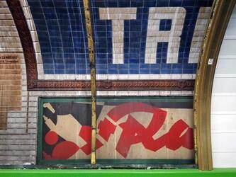 Les trésors oubliés de la station Trinité
