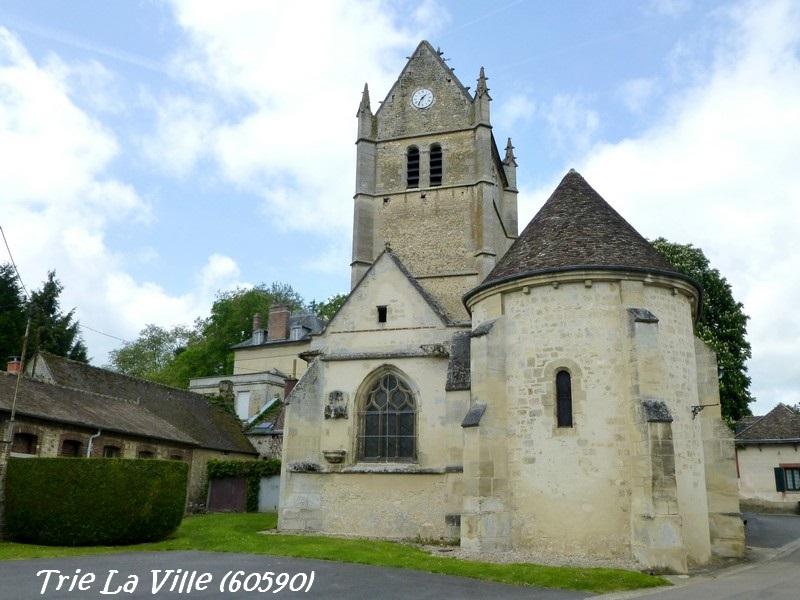 Des églises en Vexin Français (1)