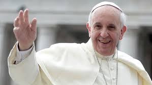 Message exceptionnel du Pape François...