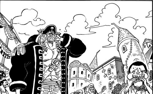 One Piece Scan chapitre 910 en VF version Française - Lecture en Ligne
