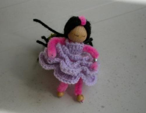 Crochet surprises d'avril : vos réalisations (1)