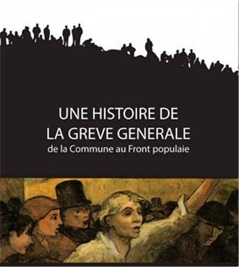 affiche histoire de la greve générale 72