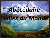 Abcdaire: Ville du Monde U